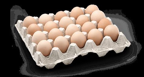 bandeija de ovos